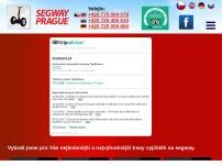 Segway Prague