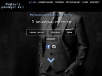 Půjčovna pánských šatů - Michaela Štěpánová