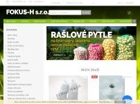 FOKUS - H s.r.o. – internetový obchod obalových materiálů
