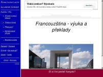 Francouzština RNDr. Karin Strnadová, CSc.