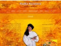 Radka Kuželová - malířka, výtvarnice