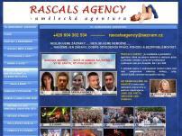 RASCALS AGENCY – umělecká agentura