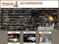 Miloslav Špringer – Stavební firma Re-byt