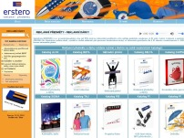Erstero – reklamní předměty a dárky v režimu náhradního plnění