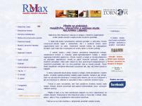 RelaxMax – masáže, terapie, wellness