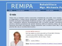 Rehabilitace Michaela Paigerová - REMIPA