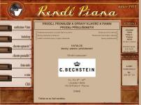 Ferdinand Rendl - Piana