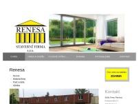 RENESA - stavební firma s.r.o.