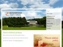 RENOSPOND – hotel, rehabilitace