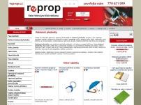 REPROP – reklamní předměty