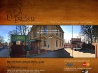 Penzion a restaurace U Parku