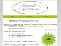 Restaurace Autosalon