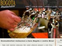 Restaurace Bogota