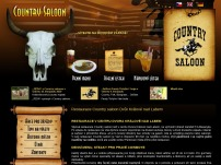 Restaurace Country saloon