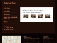 Restaurace Meran