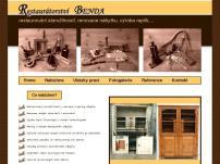 Restaurátorství Benda