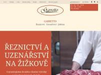 GARRETTO Praha – maso a bezlepkové uzeniny