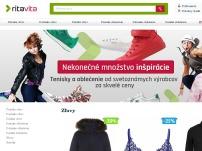 RitaVita.sk - Značkové Oblečenie a Obuv