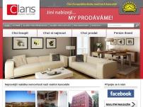 Claris realitní kancelář s.r.o.