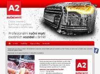 A2 Ruční mytí Brno