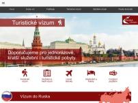 Turistická a služební víza do Ruska