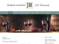 Vinařství Jiří Rusnok