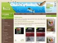 Rybářské potřeby Raval