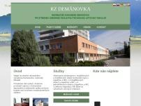 Rekreačné zariadenie Demänovka pri SOŠ polytechnickej