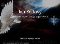 Pohřební služba - Jan Sadový