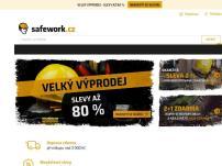 Ochranné pracovní pomůcky SAFEWORK
