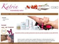 Kosmetický salon Katrin
