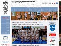 Sportovní akademie mládeže Brno, o.s.