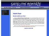 Satelitní montáže