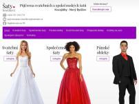 Půjčovna svatebních a společenských šatů – Rosůlková Květa