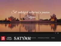 Indická restaurace a pension Satyam