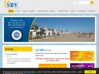 CK SBV s.r.o. – rodinné penziony a apartmány u moře Chorvatsko