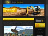 Zemní a výkopové práce Richard Schandara
