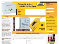 Poštovní schránky VAMA
