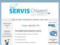 Servis chlazení Jižní Čechy, sdružení – Borach