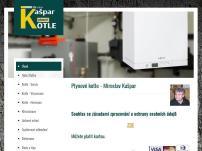 SERVIS KOTLE Miroslav Kašpar