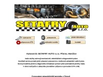 SETAFRY AUTO, s.r.o.