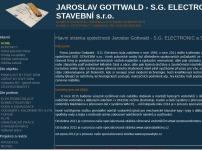 Jaroslav Gottwald – S.G. Electronic
