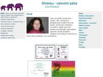 Shiatsu – celostní péče, Eva Plhoňová