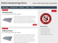 Stolní hokejová liga Brno