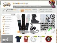 SHOCK SKATEBOARD & SNOWBOARD s.r.o.