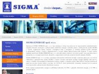 SIGMA ENERGIE spol. s r. o.