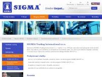 SIGMIA Trading International s.r.o.