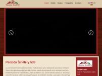 Penzión Šindléry 533