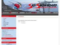 Ski-Snowboard sport Hulín
