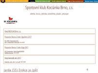 Sportovní klub Kociánka Brno, o.s.